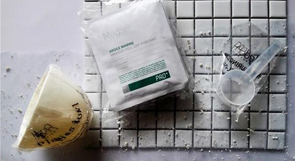 美帕海粘土净化面膜:温润净肌